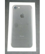 EMPTY BOX ONLY Apple iPhone 7 Plus 32 GB Black Phone BOX Manuals ONLY #2 - $10.37