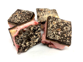 Red Raspberry Toffee (1lb) - $30.00