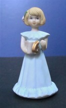 Enesco Growing Up Birthday Girls Age 6, No Box - $7.99