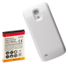 Extended replacement Internal Battery & Cover for Samsung Galaxy S4 Mini white - $19.99