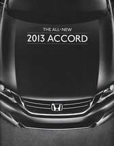 2013 Honda ACCORD sales brochure catalog US 13 LX EX V6 Sport HYBRID - $6.00