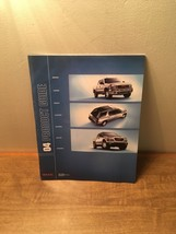 2004 GMC Product Guide Dealer Brochure - $9.89