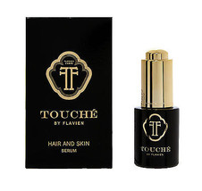 TOUCHE By FLAVIEN Hair & Skin Care Serum 15ml BNIB & Factory Sealed - $30.49