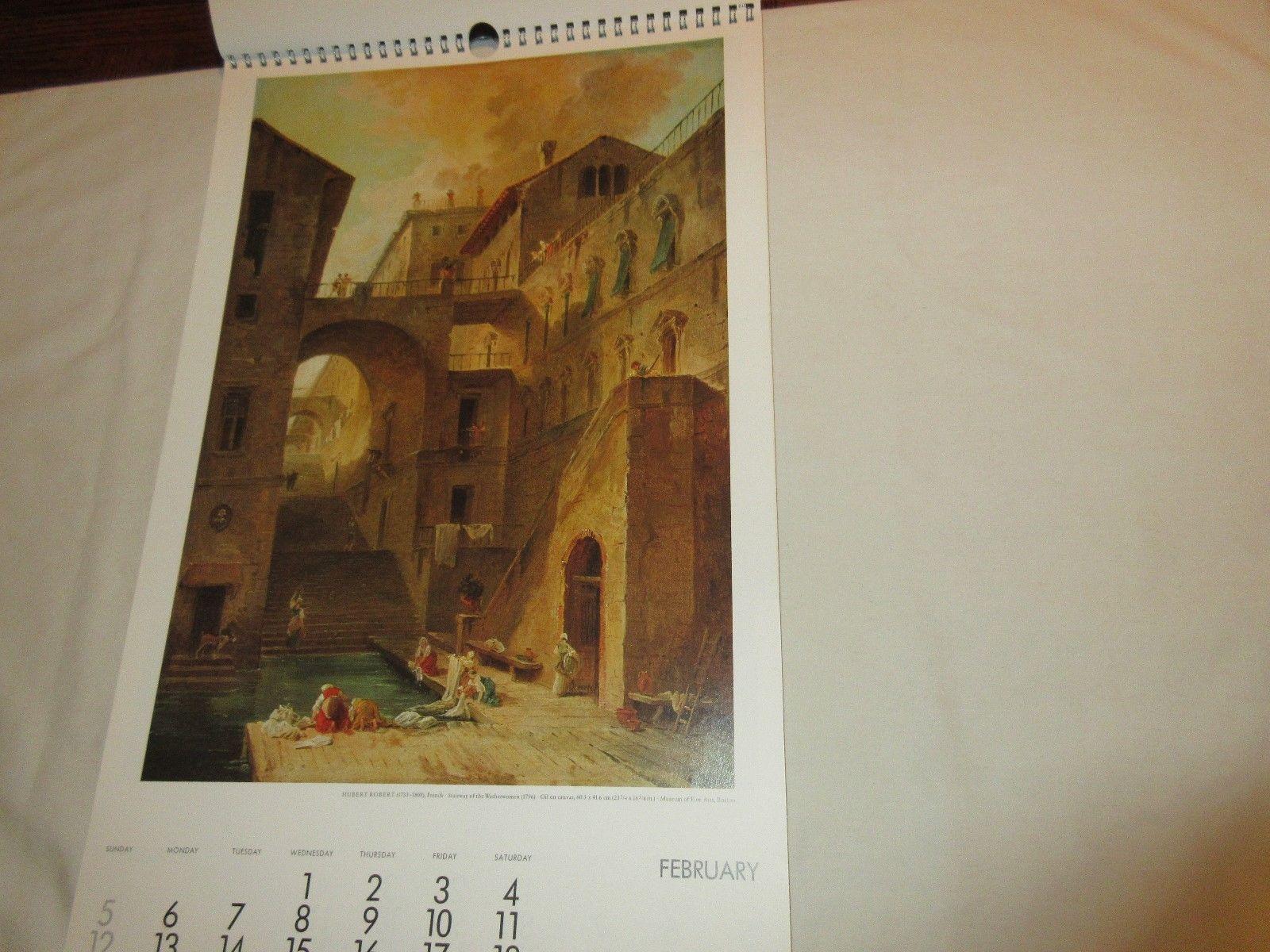 Rx , Pharmacy , Calendar , Hoechst-Roussel Pharmaceuticals Inc.,1989 , Vintage image 3