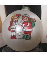 Vintage 1990 Collector's Edition Campbell Kids Ornament - $5.00
