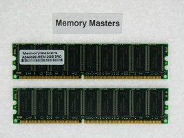 ASA5520-MEM-2GB (2X1GB) 2gb Memory for Cisco ASA5520 LOT OF 10