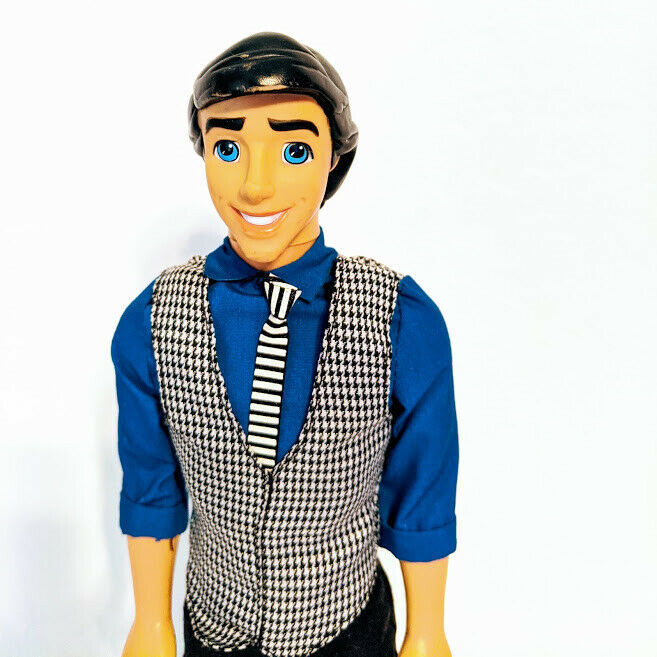 Vintage Disney Mattel Prince Eric 12 inch 1968 Doll  - $15.47