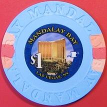 $1 Casino Chip. Mandalay Bay, Las Vegas, NV. T47. - $3.99