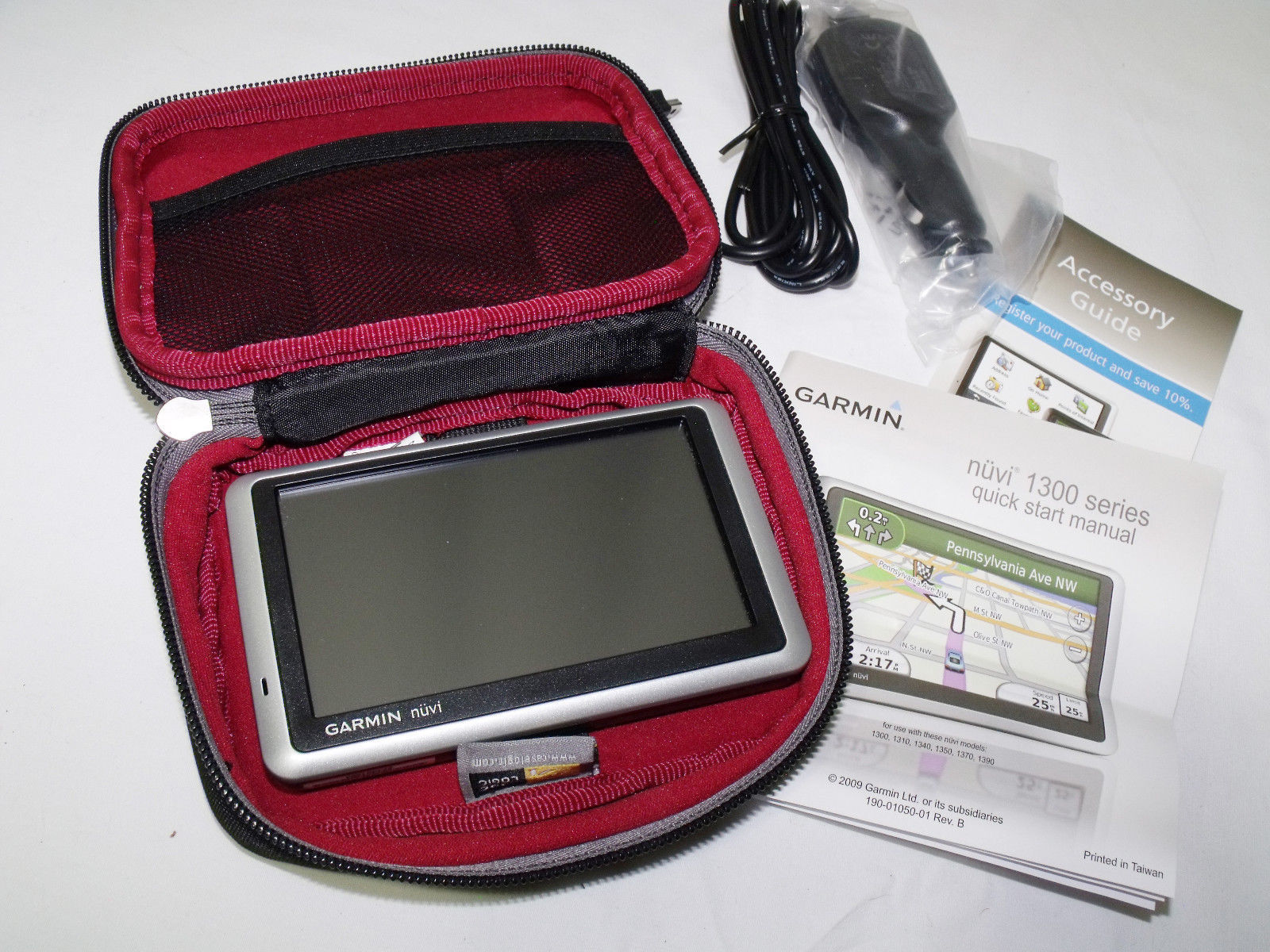 Garmin Nuvi 1300 GPS Charging Cable Storage and 50 similar items