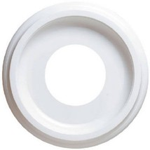 """Westinghouse 10"""" Molded Plastic Ceiling Medallion for Light Fixtures and... - $10.88"""