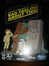 Hasbro Star Wars I've Got a Bad Feeling About This - Card Game Used Comp... - $7.92