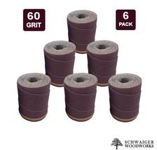 Drum Sander Sanding Wraps/Rolls, 60g for JET/Performax 16-32 & Ryobi WBS... - $34.99