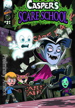 Casper's Scare School #2 VG; Ape Entertainment | low grade comic - save on shipp - $50.99