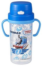 Thomas the Tank Engine Clear Thermos with Straw and Cup Combination Japa... - £19.78 GBP