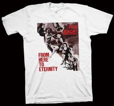 From Here to Eternity T-Shirt James Jones, Burt Lancaster Film Movie Hol... - $14.99+