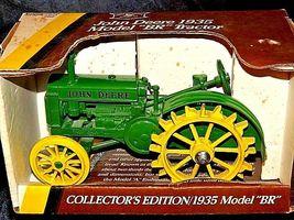 "John Deere 1935 model""BR"" TractorCollectors Edition AA18-JD0009 image 3"