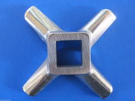 Meat grinder blade knife for Hobart 4322 4622 4822 4222 Heavy Duty raised edges - $18.56