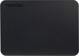 Toshiba (Ca) Canvio Basics 4Tb Portable External Hard Drive Usb 3.0, Black - $115.82