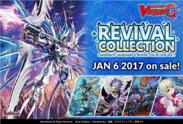 Cardfight Vanguard: Revival Collection Booster Box [VGE-G-RC01] - $38.43