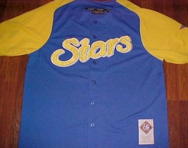 St. Louis Stars #14 Oh Trading Negro League NLBM 1922-1943 Blue Yellow J... - $64.35