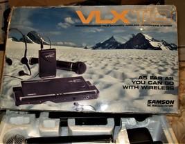 Microphone - Samson wireless system SM58 Vocal Mic System - $63.95