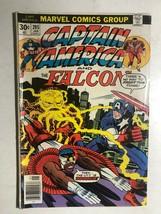 CAPTAIN AMERICA #205 (1977) Marvel Comics VG - $9.89