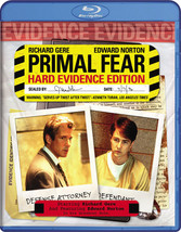 Primal Fear (Blu Ray) (Ws/2017 Re-Release)