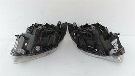 08-11 BMW E82 E88 128i 135i Halogen Headlight Lamps Set L&R image 8