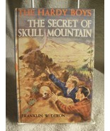 Hardy Boys Book The Secret Of Skull Mountain 1948 - $25.29