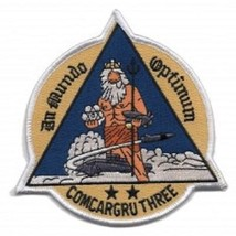 ComCarGru Three Westpac Cruise Patch - $11.83