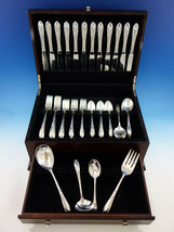 Virginian by Oneida Sterling Silver Flatware Set for 12 Service 64 pieces - $2,695.00
