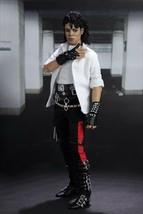 Michael Jackson Bad Version Figure Hot Toys 1/6 Micon Dx - $599.99