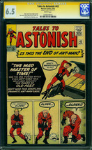 Tales to Astonish #43 (Marvel, 1963) Stan Lee Signature - $495.00