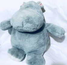 "VINTAGE COMMONWEALTH Cush 15"" Plush HIPPO HIPPOPOTAMUS STUFFED ANIMAL TO... - $36.79"