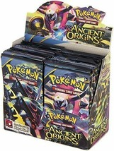 Ancient Origins 12 Booster Pack Lot 1/3 Booster Box POKEMON TCG Trading ... - $39.99