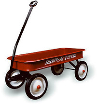 Classic Red Wagon - $150.47