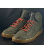 Nike Son of Force Loden Green High Top Sneakers 807242-330 Men's US Size... - $64.34