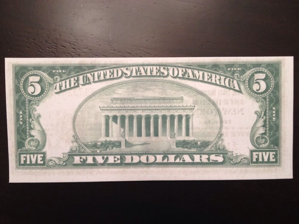 Reproduction National Bank Note $20 First National Bank Of Winona Minnesota 1929
