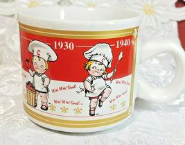 Houston Harvest Campbell's 40 Year Anniversary Soup Mug Bowl 10 oz 2001 image 3