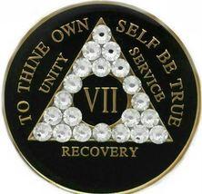 AA Medallion with Swarvoski Crystals  - $25.99