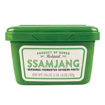 Roland Ssamjang - Seasoned Fermented Soybean Paste - Case of 12 - 17.6 oz. - $103.78