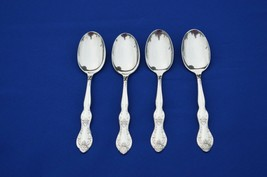 Wm Rogers IS Beverly Manor 1964 Set of 4 Teaspoons - $11.88