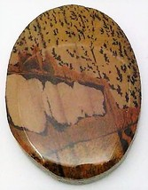 Indian Paint Stone Rhyolite Cabochon 93 - $7.90