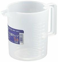 *Entech Polypropylene measuring cup 1L Natural 722A - £8.40 GBP