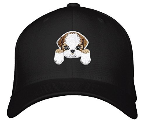 Cute Dog Face Hat - Choose Your Breed! (Shitzu)