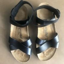 Birkenstock Papillio Lana Leather Strappy Sandal  Size 37 - $59.39