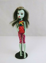 """Monster High Frankie Stein 11"""" Doll With Outfit & Brush. Without Stand - $17.34"""