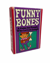 Vintage 1968 Funny Bones: A Game for People Who Like to Laugh complete - £10.20 GBP