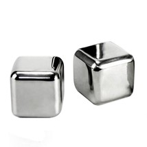 2pcs 304 Stainless Steel Ice Ball Wine Tool in Bar - $298,20 MXN
