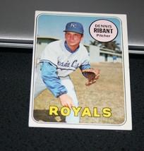 1969 Topps Baseball Card #463 Dennis Ribant - $0.98